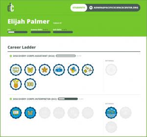 badge platform design